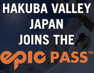 Get your 2019/20 Epic Pass for Hakuba Valley!