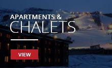 Hakuba apartments and chalets